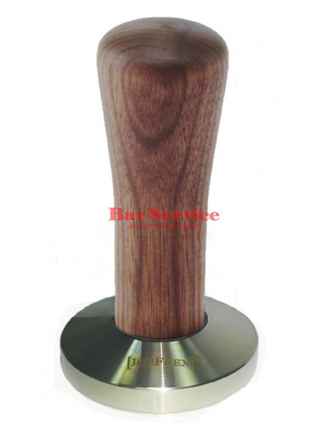Темпер JoeFrex D58 Classic Short, орех, плоский сталь в Барнауле