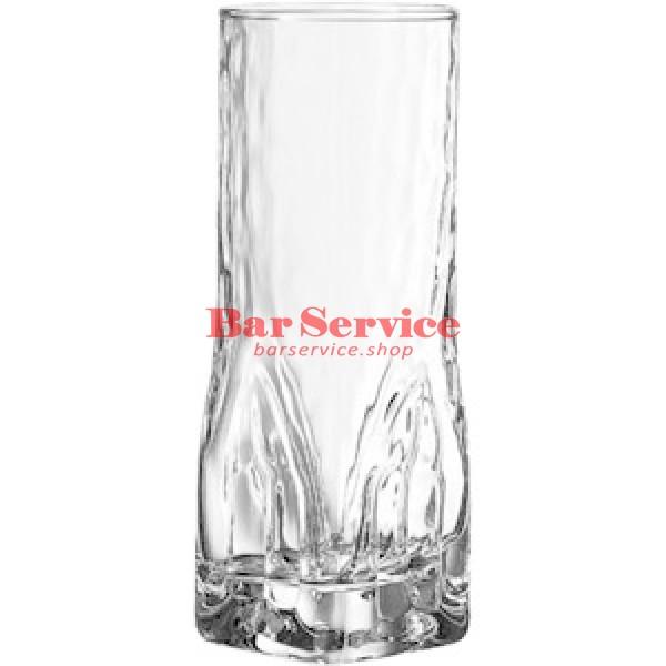 Хайбол «Кварц»; стекло; 300мл; D=58,H=154мм; прозр. в Барнауле