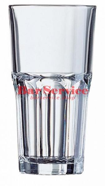 Хайбол «Гранити»;  стекло;  350мл;  D=85,H=120мм;  прозр. в Барнауле